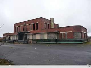 Demolition refused for B-listed former fireclay works
