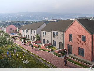 Bellsmyre regeneration moves ahead with plans for a further 140 homes