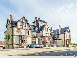 Storied Gullane landmark converted to seaside apartments