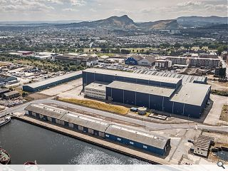 Screen Scotland invite developers to star in Port of Leith studios