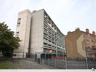 Infamous Leith tower block pair in-line for listing