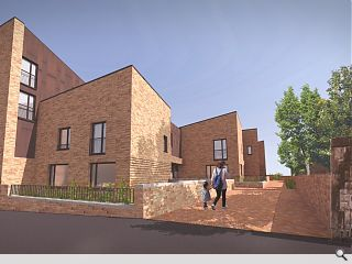 £5.5m Govanhill Housing Association project moves on-site