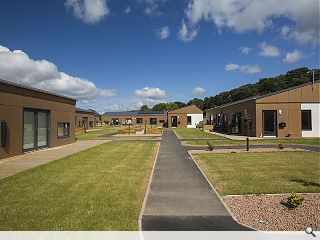 Tenants welcome Highland 'FitHome' development