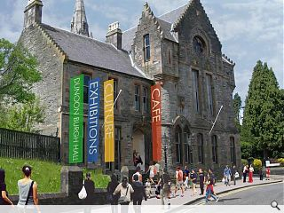 Dunoon Burgh Hall  transformation set for New Year start