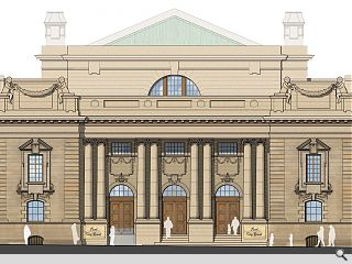 Hotel bid grants Perth City Hall a stay of execution
