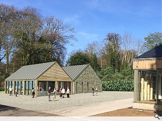 £1.3m Belleisle visitor hub breaks ground