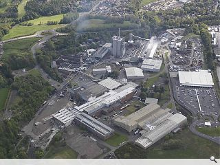 Glenrothes paper mill makes way for 850 homes