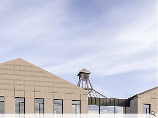 Glass towers to stand Broxburn distillery HQ in good stead