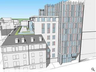 Millenium Hotel expansion plan submitted