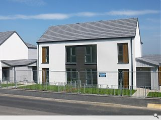 Aberdeen takes ownership of next generation council homes