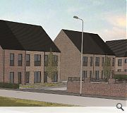 Delivery of the present tranche of homes will take two years with further phases planned