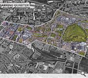 The four zones join five existing DRF's at Central; Sauchiehall; Blythswood; Broomielaw and St Enoch