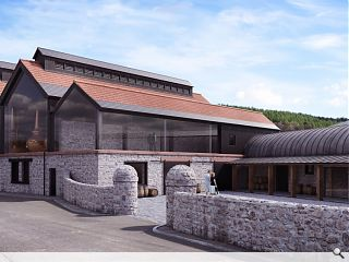 Lindores Abbey visitor centre and distillery plan emerges