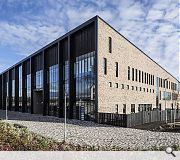 Bertha Park High School, Perth (£29m) by NORR Consultants Limited for Perth & Kinross Council