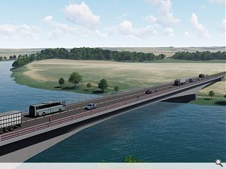 Public have their say on Cross Tay Link Road