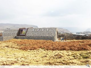 Portree 'Big Bothy' to tame wild landscape