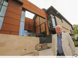 Dunfermline cultural hub throws open its doors