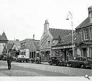 An archive photo of Academy Street courtesy of Inverness Museum & Art Gallery/Am Baile