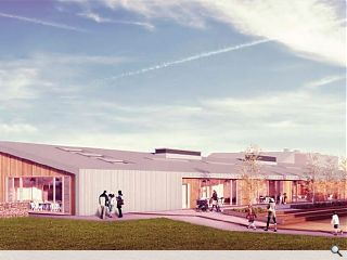 Work gets underway on Wick community campus and primary school