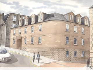 Planners reject faux Georgian New Town plans