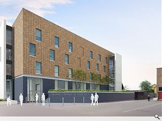 National Dance School residences plan submitted