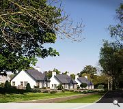 The development has been inspired by local villages such as Monnymusk