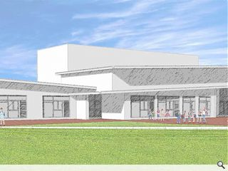 Stirling Council commence work on Cowie Primary