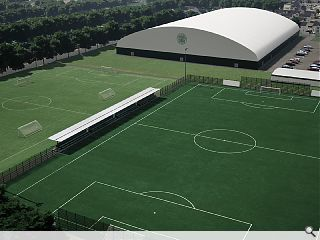 Celtic pitch plans for Barrowfield training ground expansion