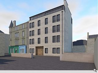 Modern tenement to provide convenient accommodation