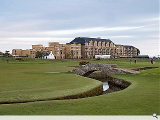 St Andrew's Old Course hotel set for 'vertical expansion'