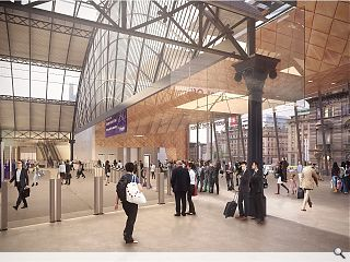 Queen Street Station development plans unveiled