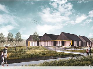 Wait is almost over for Greenock Community Hub