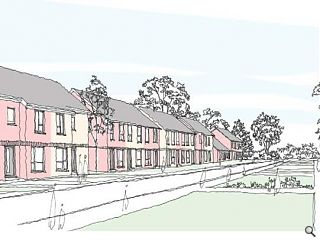 £7.4m social housing project breaks ground in Cambuslang
