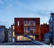 Faithlie Centre, Aberdeenshire (£2.5m) Moxon Architects Ltd with by Alan S Marshall Conservation Architect for Aberdeenshire Council