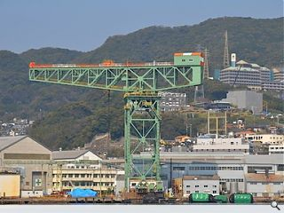 Nagasaki Crane named final Scottish Ten project