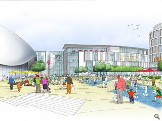 Braehead expansion plans mooted