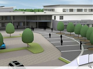 Contractor appointed for Dumbarton Academy