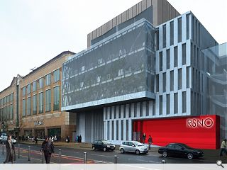 RSNO unveil new headquarters