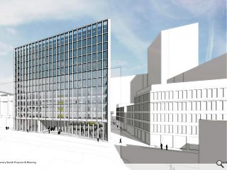 Pre-planning consultation launched for £75m Glasgow city block rebuild