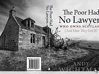 Andy Wightman to publish The Poor had no Lawyers