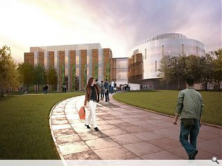 University of Edinburgh plans delivery of £32m campus hub