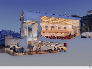 Royal High School concert hall plan showcased