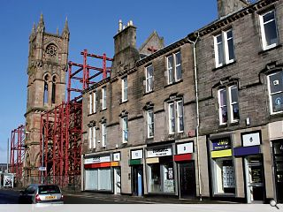 Burgh Hall earmarked for West Dunbartonshire Council HQ
