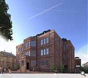 The school was latterly in use as office accommodation having been discontinued as a school back in 1999