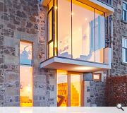 Wormit Extension, 33 Riverside Road, Fife (WT Architecture)