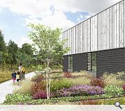 The new hospital will be located on the site of a disused call centre