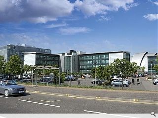 Pacific Quay 2 planning extension sought