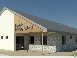 CCG begin work on new look Libberton Primary