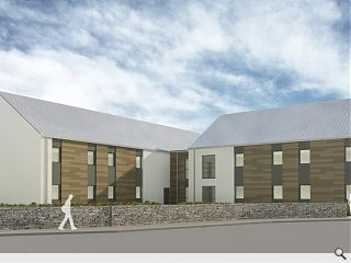 UHI to build 40 bed Dornoch student accommodation block
