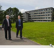 Just under half of the existing 1960s estate will be demolished